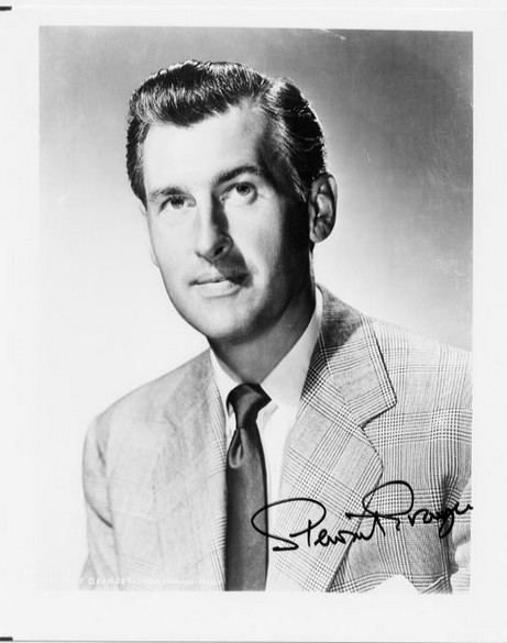 Granger, Stewart (1913-1993) - signed photo <b>SOLD</b>